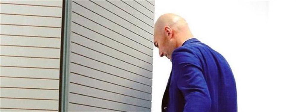 La reunión que Zidane va a mantener en Francia pone nervioso a Florentino. No sabe de que van a hablar y su proyecto puede venirse abajo