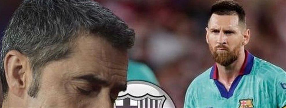 Messi tiene nuevo fichaje en mente, lo quiere y ya se lo ha comunicado a Bartomeu, Valverde tiemba al saberlo: La estrella del equipo lo tiene todo claro