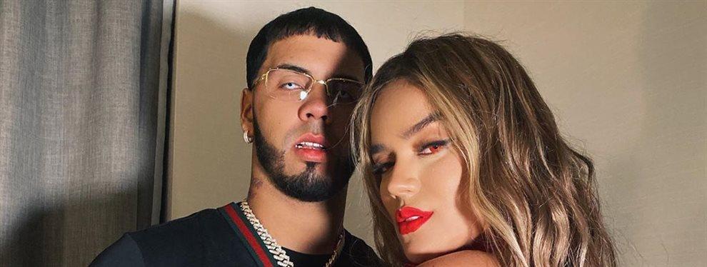 La cantante Karol G vuelve a defender su relación con Anuel AA a propósito del vídeo que circula y en el que el cantante está de fiesta sin la bebecita.