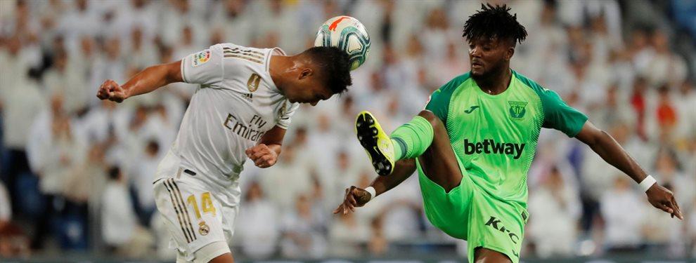 Eder Militao no tiene minutos en el Real Madrid y su salida puede ser la Juventus de Cristiano Ronaldo