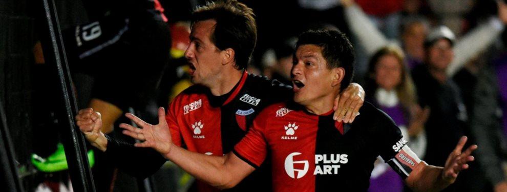 Colón se enfrenta con Independiente del Valle en la final de la Copa Sudamericana.
