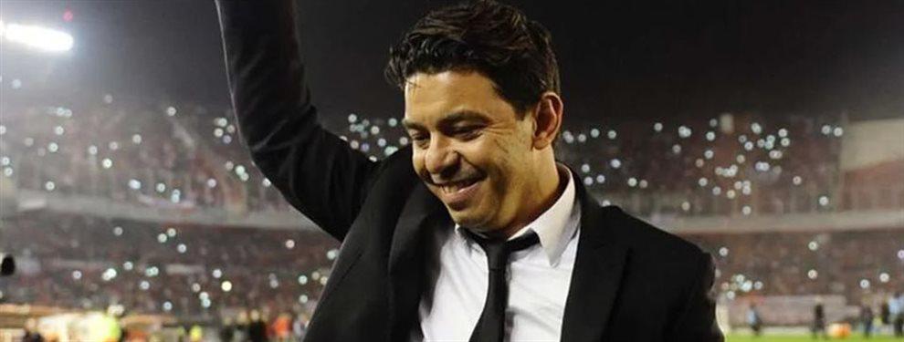 Marcelo Gallardo también sería pretendido por el Bayern Munich para asumir en junio de 2020.