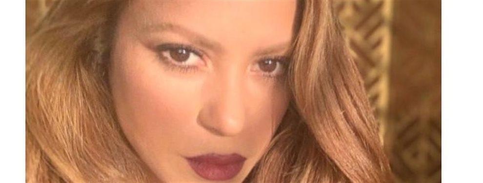 El vídeo en el que a Shakira ¡se le vieron! y los seguidores la avisaron cuando lo vieron: El descuido  de la cantante que tuvo lugar en directo