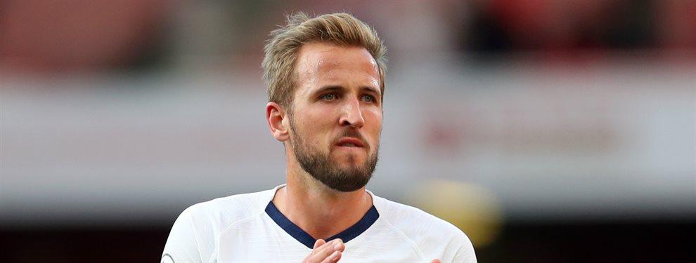 Harry Kane hasta ahora ha sido de esos futbolistas que dejan de lado los intereses personales para apoyar al club de sus amores.