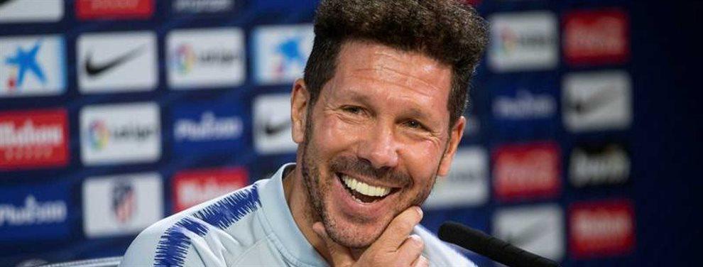 El Barcelona en crisis, el Real Madrid sumergido en la irregularidad y ahora se le suma el Atlético de Madrid de Simeone.