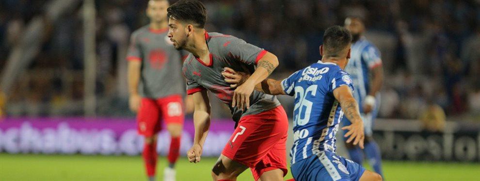 Independiente y Godoy Cruz se enfrentan en el Estadio Malvinas Argentinas de Mendoza.