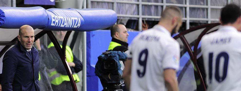 El Real Madrid demostró ante el Eibar que puede ser un equipo fortísimo. De hecho, pasó por encima de los hombres de José Luis Mendilibar.