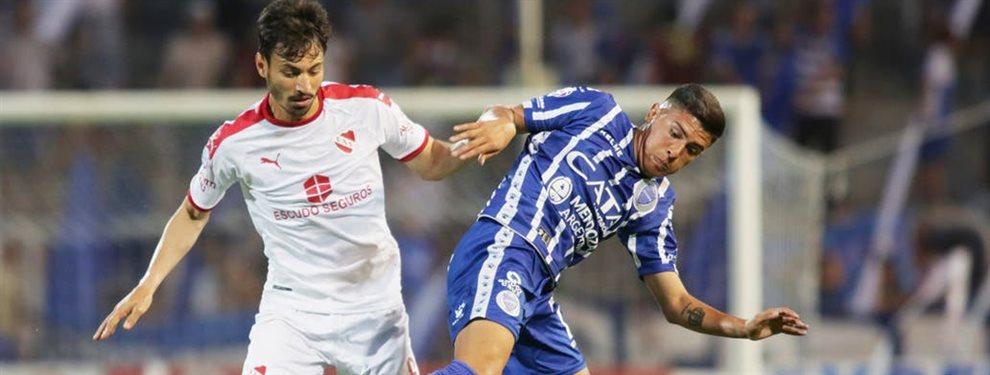 Independiente derrotó 2-1 a Godoy Cruz en el Estadio Malvinas Argentinas de Mendonza.