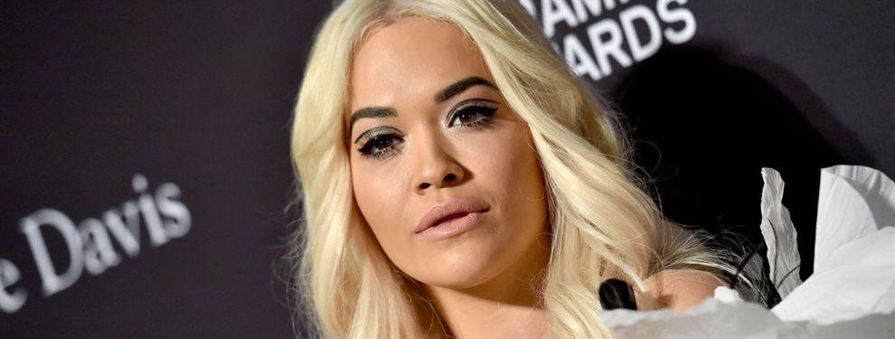 Rita Sahatçiu Ora o como la conocen normalmente en el mundo artístico, Rita Ora, no detiene su intensidad dentro y fuera del escenario.