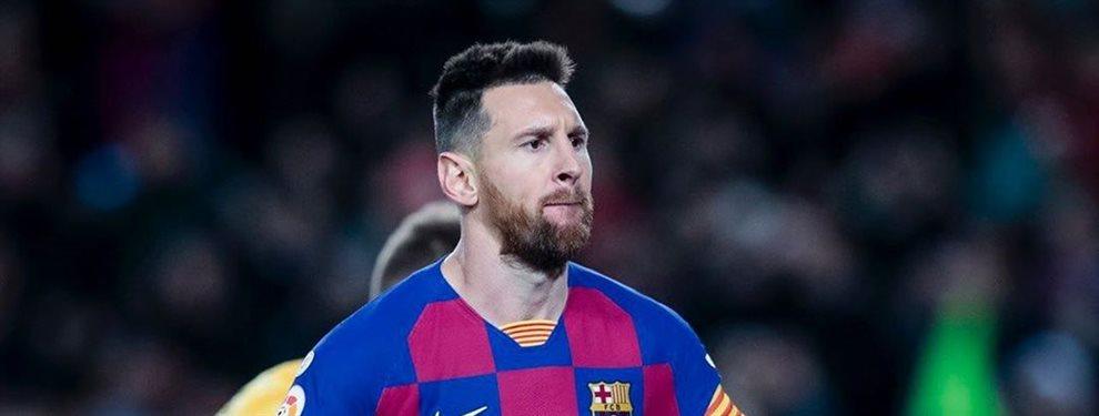 ¡No hay paz! Messi le quiere fuera y ya no se corta en decirlo para nada: El astro argentino puede hablar más alto pero es imposible hacerlo más claro