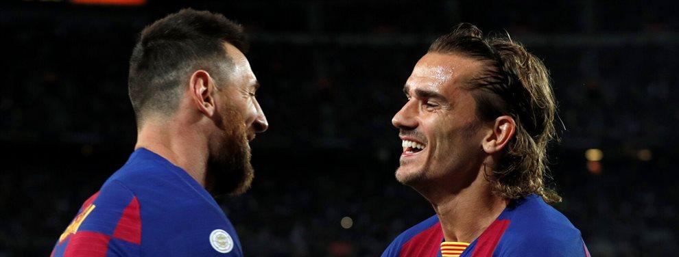 Las estadísticas no mienten y revelan que el poder goleador de los atacantes del Barça se ve disminuido cuando comparten la titularidad con Messi.