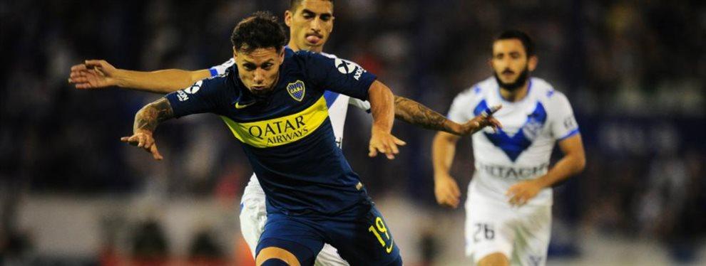 Boca visita en el José Amalfitani a Vélez en el marco de la fecha 13 de la Superliga.