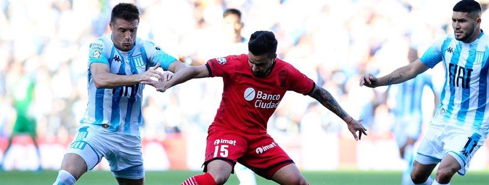 Racing y Huracán se enfrentan en el Cilindro de Avellaneda por la fecha 13 de la Superliga.