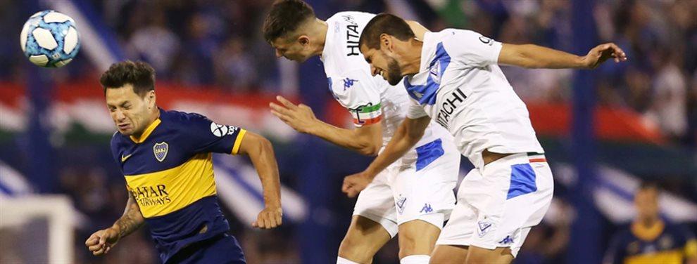 Boca y Vélez empataron 0-0 en el José Amalfitani en el marco de la fecha 13 de la Superliga.
