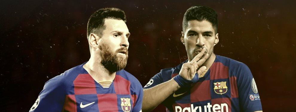 Luis Suárez traiciona a Ernesto valverde, dice esto y pone en riesgo el puesto del 'txingurri' en el banquillo del Camp Nou ¡Ojo al lío que se avecina!