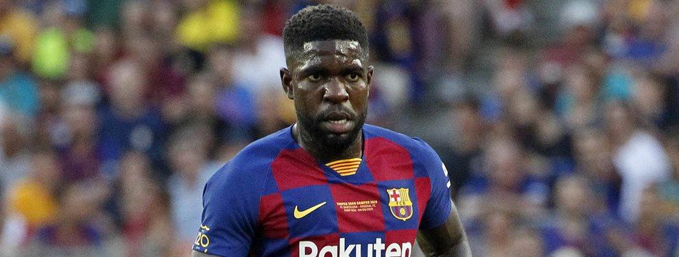En el Barça se han hartado de Ousmane Dembélé y le han colocado en la lista de transferibles