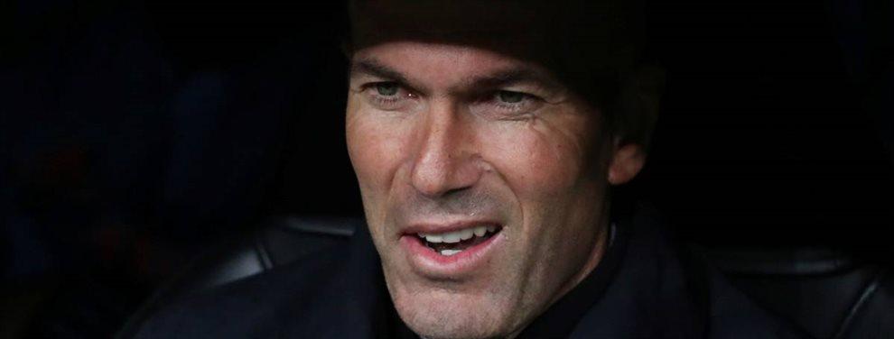"""¡Escándalo en el Madrid! """"Estoy cansado, véndele"""" Zidane estalla por esto"""