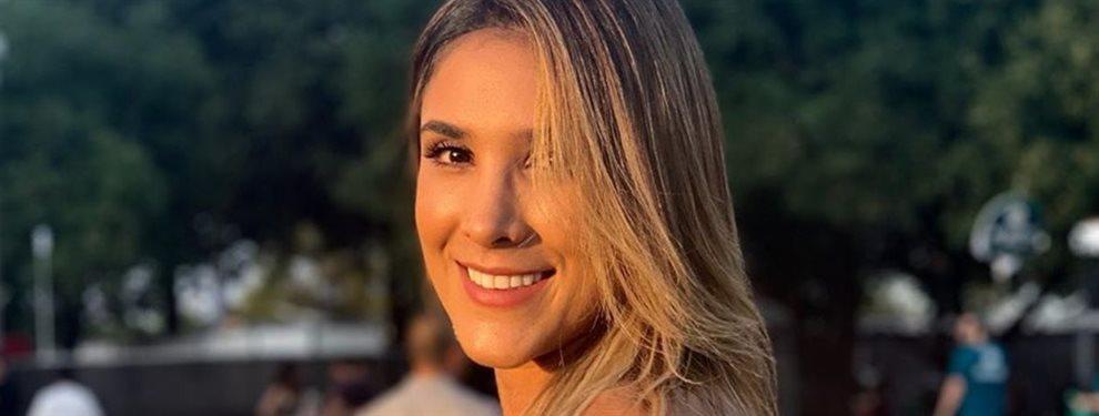 Daniela Ospina está al día del futuro de James Rodríguez, que está fuera del Real Madrid