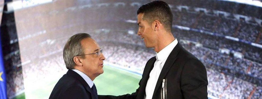 Cristiano Ronaldo no tiene pensado retirarse en la Juventus de Turín, si no en el Manchester United