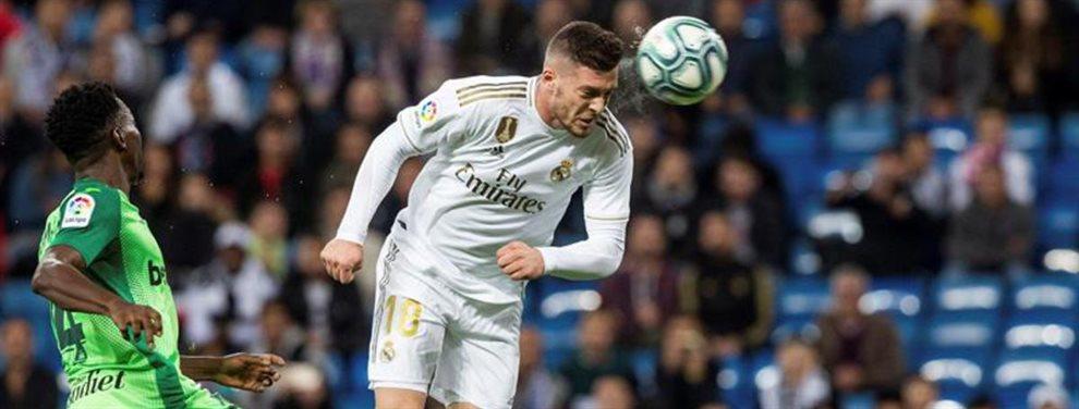 Gareth Bale está sentenciado y Zinedine Zidane le ha ordenado encontrar salida del Real Madrid