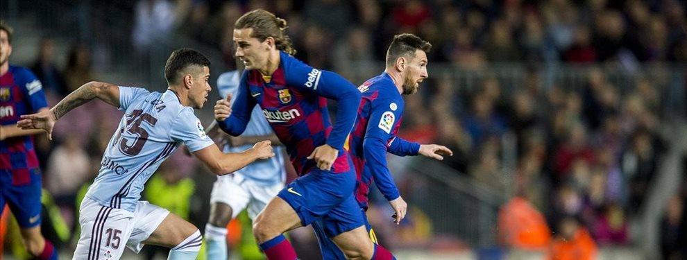 Leo Messi ha dado la orden de echar a Jean-Clair Todibo del Barça y encontrarle destino