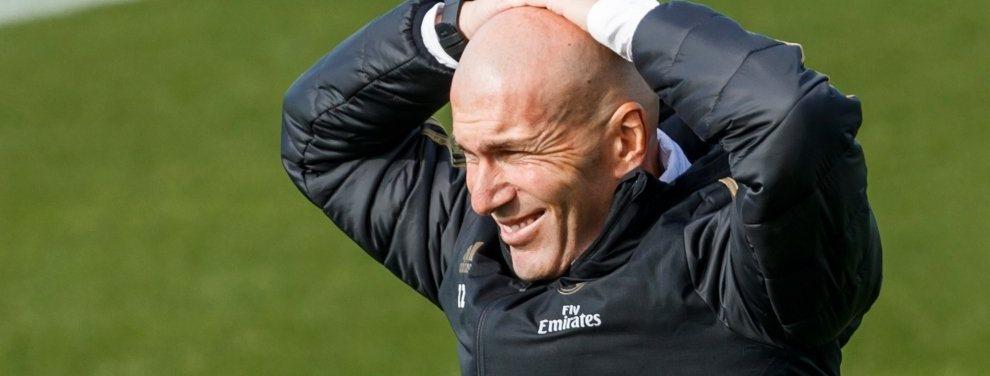 ¡James Rodríguez no se rinde! Tiene un plan para convencer a Zidane y lo quiere sacar a la luz en los próximos días ¡El míster galo no sale de su asombro!
