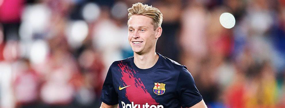 Junior Firpo puede dejar el Barça solo unos meses después de llegar y el Manchester City está en la puja