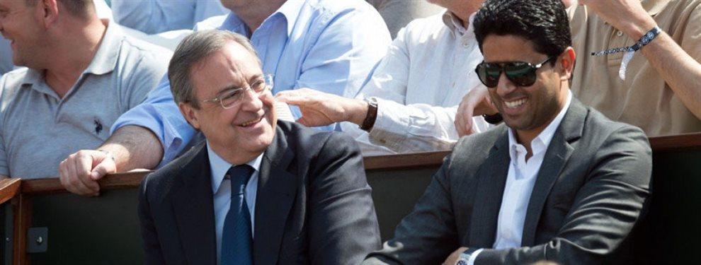 El Real Madrid podría estar poniendo en peligro su buena relación con el PSG al seguir a esta joven crack ¡no es una perla, es un diamante en bruto!