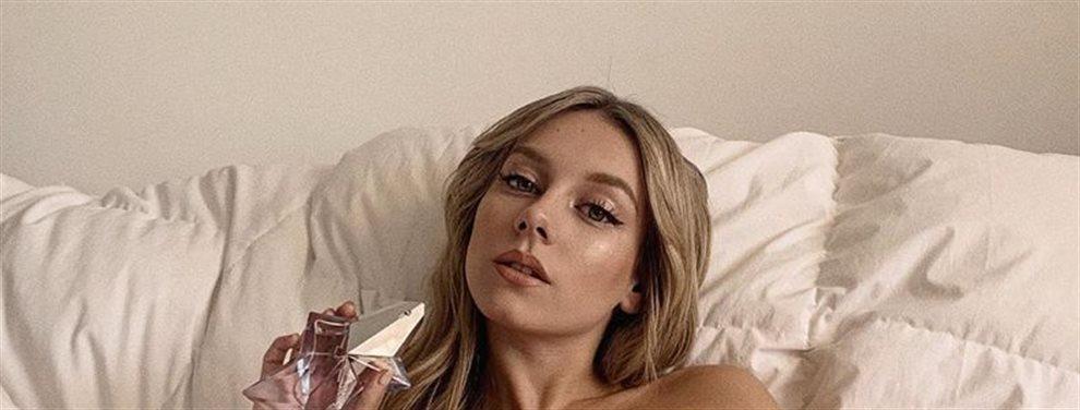 Ester Expósito se ha puesto de moda. Su fin de semana ha sido una locura. De conquistar a Anitta a seducir a Mbappè pasando por una entrega de premios
