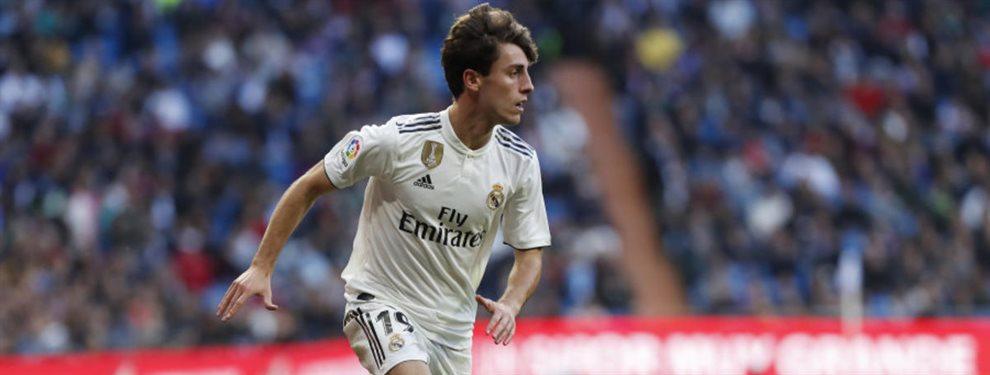 Florentino Pérez lo echa y tiene cuatro años más de contrato