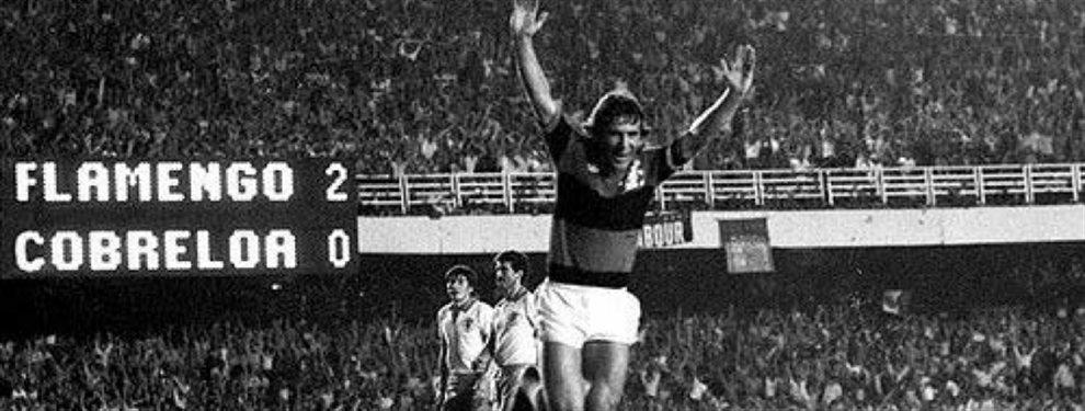 Un día como hoy, pero hace 38 años, Flamengo disputaba su primera final de la Copa Libertadores.