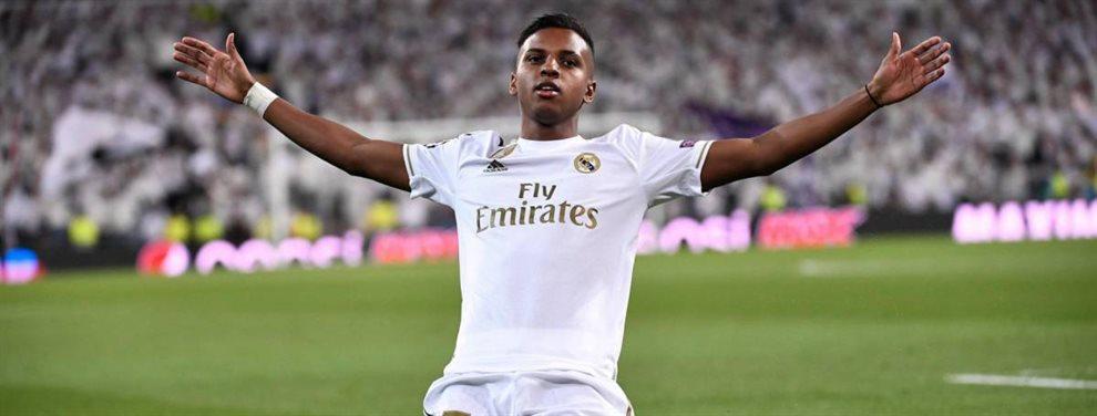 Reinier es la nueva joya brasileña y clubes como el Real Madrid, el Barça o el Atlético se han fijado en él