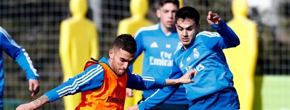 El Real Madrid de la mano de Florentino quiere recuperar a un jugador que tiene cedido por falta de minutos. No pueden esperar a verano