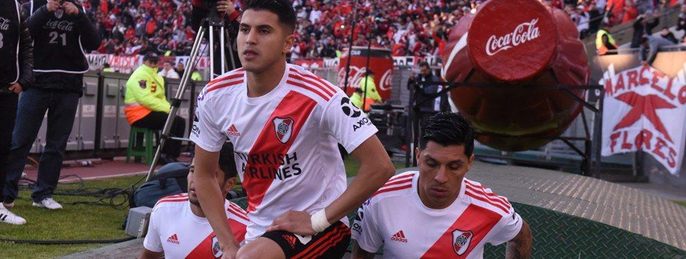 En Córdoba, River se enfrenta con Estudiantes de Buenos Aires por la semifinal de la Copa Argentina.