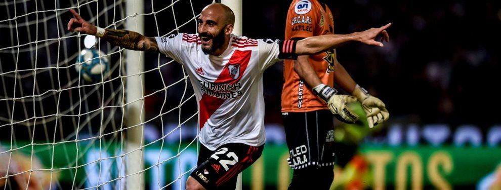 River derrotó 2-0 a Estudiantes de Buenos Aires y clasificó por tercera vez a la final de la Copa Argentina.