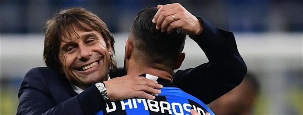 Antonio Conte tiene muchos deseos que aún quiere cumplir. Entre ellos siempre ha estado poder contar con Luka Modrid entre sus filas. El croata ha dicho sí
