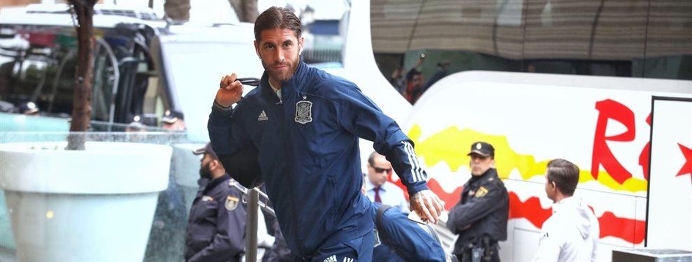 Sergio Ramos ocupará todas las miradas ante Malta por sus problemas con el Real Madrid