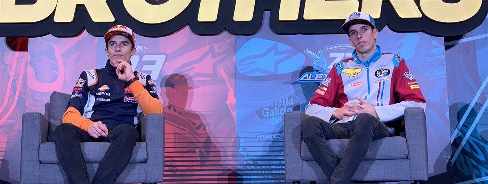 Estalla el anuncio más inesperado en Moto GP: ¡Álex Márquez sustituirá a Jorge Lorenzo como piloto titular de Repsol Honda! el Márquez Team esta ya listo
