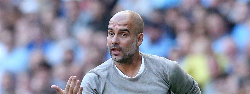 Pep Guardiola recibió un duro golpe de realidad en el partido de Premier League donde se jugaban seguirle el ritmo frenético al Liverpool.