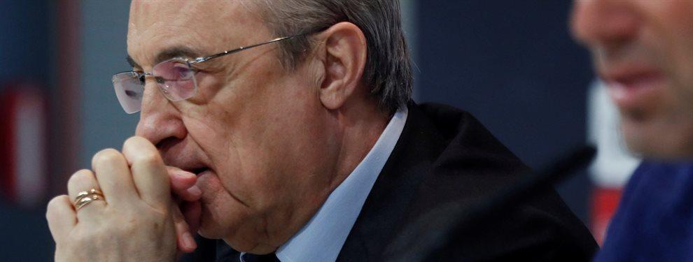 """Se le complica a Florentino Pérez"". El Inter de Milán se une a la subasta"