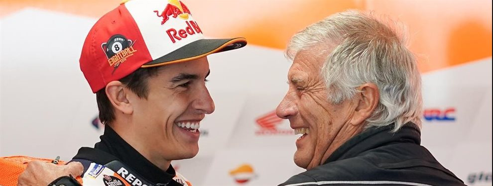 El nuevo compañero forzoso para Marc Márquez ya está en camino: La noticia no ha sentado nada bien al piloto pero no podía ser de otra manera está claro