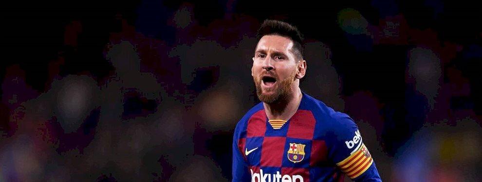 El mejor jugador en la historia del Barcelona quiere pasar sus últimos años de carrera rodeado de los mejores.