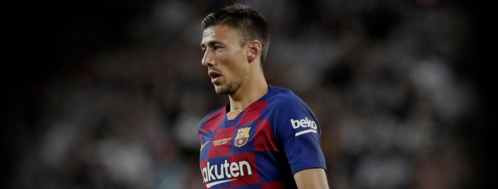 Jean-Clair Todibo saldrá del Barça con total seguridad y su relevo será Ronald Araújo