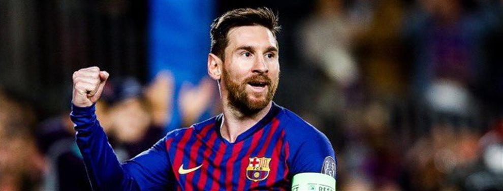 Leo Messi tuvo un problema con un compañero suyo que va a llegar lejos. Ya hay muchos que le ven fuera del Barcelona. Discutir con Messi no es opción