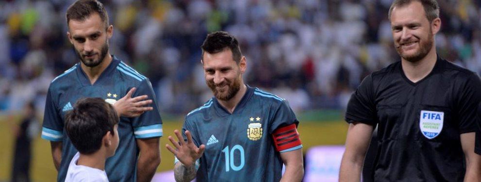 La Selección Argentina se enfrenta con Uruguay en el segundo y último amistoso de la gira.