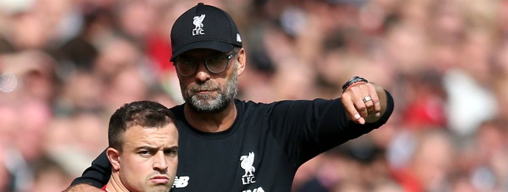 El Liverpool de Jürgen Klopp se ha fijado en Iker Muniain, que estaba en la agenda del Barça