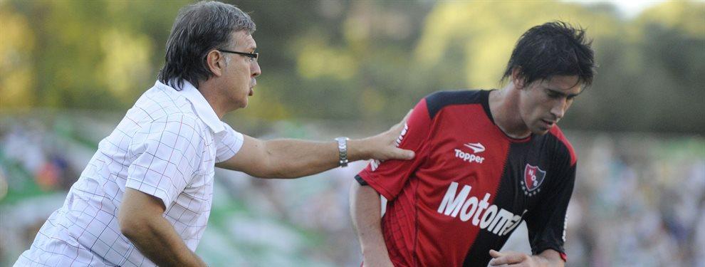 Un directivo de alto peso de Newell's se refirió al deseo de volver a contar con Ignacio Scocco y Pablo Pérez.