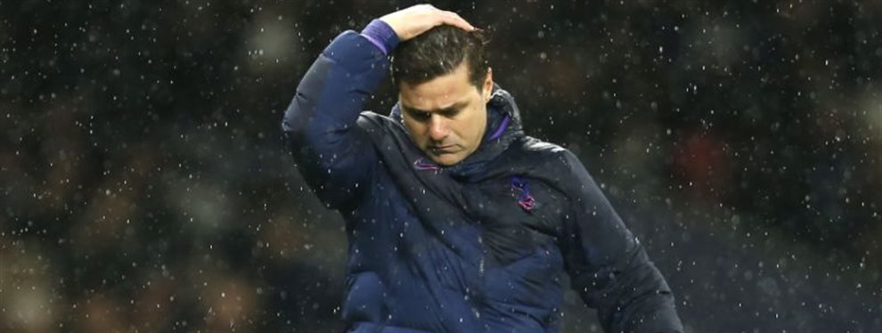 El Tottenham despidió a Mauricio Pochettino