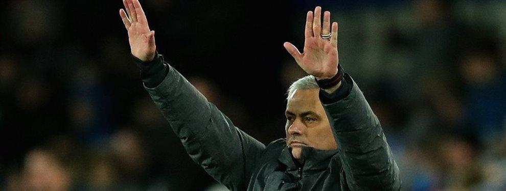 Mourinho está despechado y pasa al ataque contra el Madrid con esta jugarreta infame que hace entrar en cólera a Florentino Pérez ¡No me lo puedo creer!
