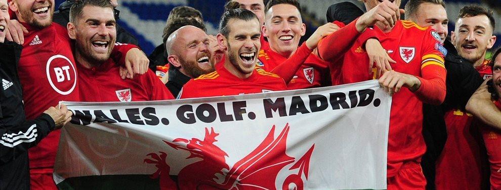 Galés se clasificó ayer para la próxima Eurocopa gracias a una actuación terriblemente buena de Gareth Bale. El de Gales ya ha elegido destino